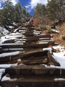 The Incline Railroad Ties