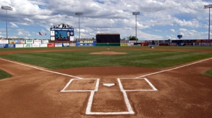 Security Service Field where the Sky Sox play!