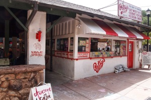 The original Patsy's Candies location since 1903 in Manitou Springs
